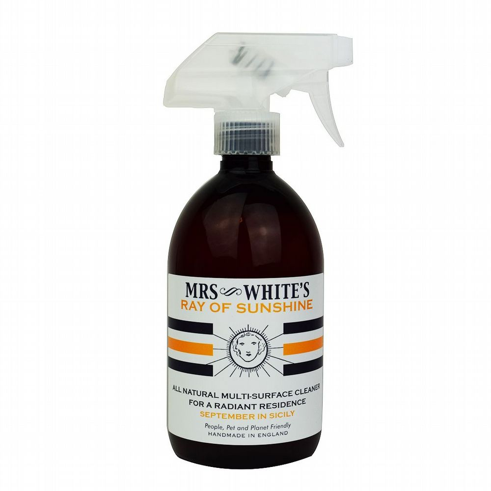 Mrs White's - Ray Of Sunshine - Multi-Surface Cleaner 500ml